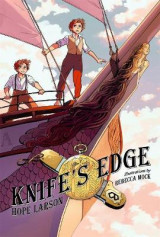 Omslag - Knife's Edge: Four Points Book 2
