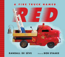 A Fire Truck Named Red av Randall de Seve (Innbundet)