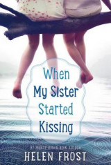 Omslag - When My Sister Started Kissing