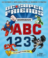 Omslag - DC Super Friends Workbook ABC 123
