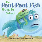 Omslag - The Pout-Pout Fish Goes to School