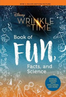 A Wrinkle in Time Book of Fun, Facts, and Science av Disney (Innbundet)