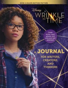 A Wrinkle in Time: A Journal for Writers, Creators, and Thinkers av Disney og Victoria Saxon (Heftet)