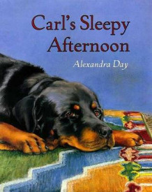 Carl's Sleepy Afternoon av Day (Innbundet)
