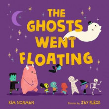 The Ghosts Went Floating av Kim Norman (Kartonert)