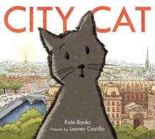 City Cat av Kate Banks (Innbundet)