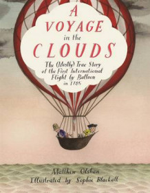 A Voyage in the Clouds av Matthew Olshan (Innbundet)