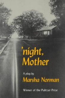 'Night, MA av Marsha Norman (Heftet)