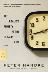 Omslag - The Goalie's Anxiety at the Penalty Kick