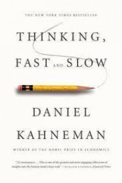 Thinking, Fast and Slow av Daniel Kahneman (Heftet)