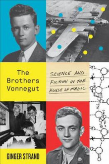 The Brothers Vonnegut av Ginger Strand (Heftet)