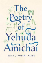 Omslag - The Poetry of Yehuda Amichai