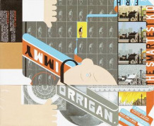 Jimmy Corrigan - The Smartest Kid on Earth av Chris Ware (Innbundet)
