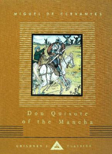Don Quixote of the Mancha av Miguel de Cervantes (Innbundet)