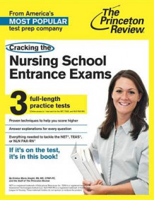 Cracking the Nursing School Entrance Exams av Princeton Review (Heftet)
