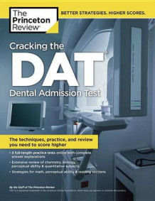 Cracking the DAT av Princeton Review (Heftet)