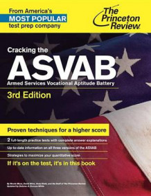 Cracking the ASVAB av Princeton Review (Heftet)