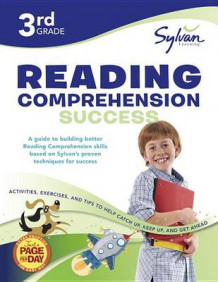 3rd Grade Reading Comprehension Success av Sylvan Learning (Heftet)