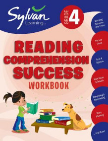 Fourth Grade Reading Comprehension Success (Sylvan Workbooks) av Sylvan Learning (Heftet)