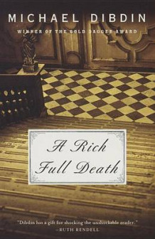 A Rich Full Death av Michael Dibdin (Heftet)