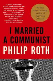 I Married a Communist av Philip Roth (Heftet)