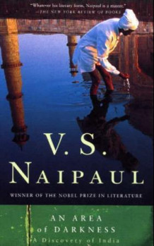 An area of darkness av V.S. Naipaul (Heftet)