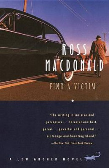 Find a Victim av Ross MacDonald (Heftet)