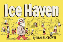 Ice Haven av Daniel Clowes (Heftet)