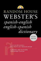 Omslag - Random House Webster's Spanish-English/English-Spanish Dictionary