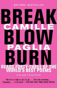 Break, Blow, Burn av Camille Paglia (Heftet)