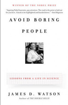 Avoid Boring People av James D Watson (Heftet)