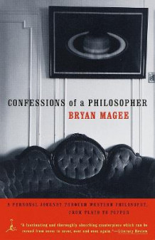 Confessions of a Philosopher av Bryan Magee (Heftet)