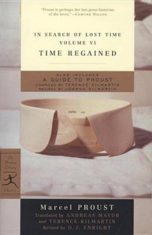 In Search of Lost Time: Time Regained v. 6 av Marcel Proust (Heftet)