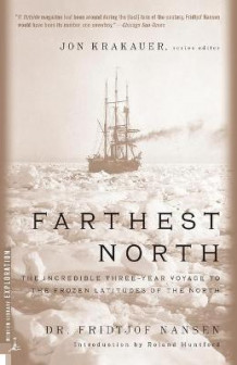 Farthest north av Fridtjof Nansen (Heftet)