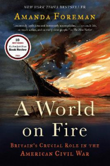A World on Fire av Amanda Foreman (Heftet)