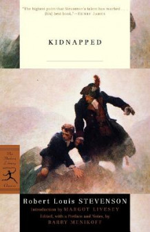 Kidnapped av Robert Louis Stevenson (Heftet)