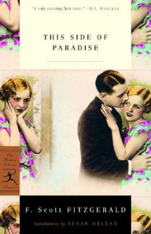 A Side of Paradise av F. Scott Fitzgerald (Heftet)