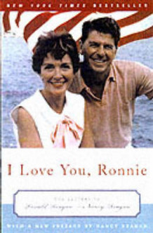 I Love You, Ronnie av Nancy Reagan (Heftet)