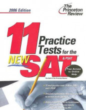 11 Practice Tests for the New SAT and PSAT av Staff of the Princeton Review (Heftet)