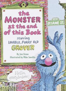 The Monster at the End of This Book: Sesame Street av Jon Stone (Pappbok)