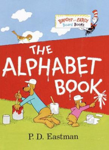 The Alphabet Book av P D Eastman (Pappbok)