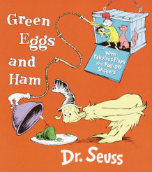 Green Eggs and Ham av Aristides Ruiz og Dr. Seuss (Innbundet)