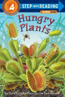 Hungry Plants av Mary Batten (Heftet)