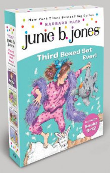 Junie B. Jones's Third Boxed Set Ever! av Barbara Park (Samlepakke)