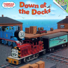 Down at the Docks av Richard Courtney (Heftet)