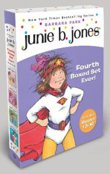 Junie B. Jones's Fourth Boxed Set Ever! av Barbara Park (Samlepakke)