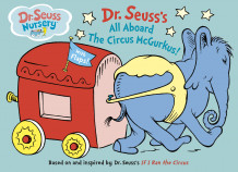 All Aboard the Circus McGurkus av Seuss (Innbundet)