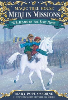 Blizzard of the Blue Moon av Mary Pope Osborne og Sal Murdocca (Heftet)