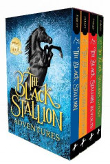 Omslag - Black Stallion Adventure Set
