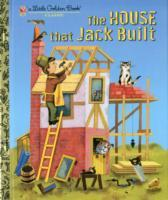 House That Jack Built av J.P. Miller og Golden Books (Innbundet)